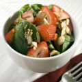 Strawberry Spinach Salad party