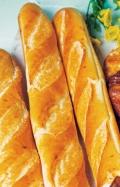 Bacon Swiss Bread party