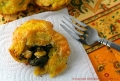 Jamaican Style Curried Kale and White Bean Patties