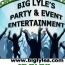 Big Lyle's party & event entertainment