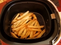 Hot Chips From The Air Fryer