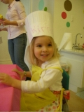 Children's Baking Birthday Party Ideas party