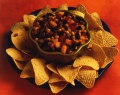 Mango Tango Black Bean Salsa party