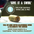 California Wine Tasting - party