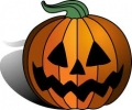 Pumpkin themed Halloween Party party