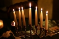 By Gail Leino  Hanukkah is also known as the Festival of Lights and Hanukkah history is based around the eternal light that burned for eight days. This alone gives plenty of Hanukkah party ideas and Hanukkah decorations should traditionally be based around lights. When Hanukkah party planning you should consider tea lights, fairy lights and just about any other form of lighting you can think of, but always consider safety before appearance. A thousand tea lights can be very dangerous when revelers are really in the party spirit. Of all the Hanukkah party games you have to include Dreidel, which is a toy similar to a spinning top. You can easily find a way to incorporate Hanukkah party favors into this and give your guests a little something extra to spin for. As well as this you can play any other party games you can think of, after all the celebrations should continue for eight days. When buying Hanukkah party supplies you should pay very close attention to Hanukkah menus and giving a wide variety of food. Potato Latkes are probably the most classic of Hanukkah recipes that you should definitely serve. Other examples of good Hanukkah food include Brisket, Challah and Hazelnut cookies. Whatever recipes you serve be sure to dress the table appropriately and most importantly include a Menorah in the center of the table. A Menorah makes a beautiful and traditional centerpiece for your table and by incorporating oil candles you can't get much more authentic. There are also modern designs available for the 21st century celebration and you may want to consider using one of these.  Photo by: Skippy13 on Flickr http://creativecommons.org/licenses/by-sa/2.0/deed.en-us party