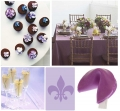 Lavender Baby Shower Ideas party