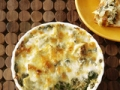 Hot Artichoke-Spinach Dip party