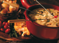 Chipotle Swiss Fondue party
